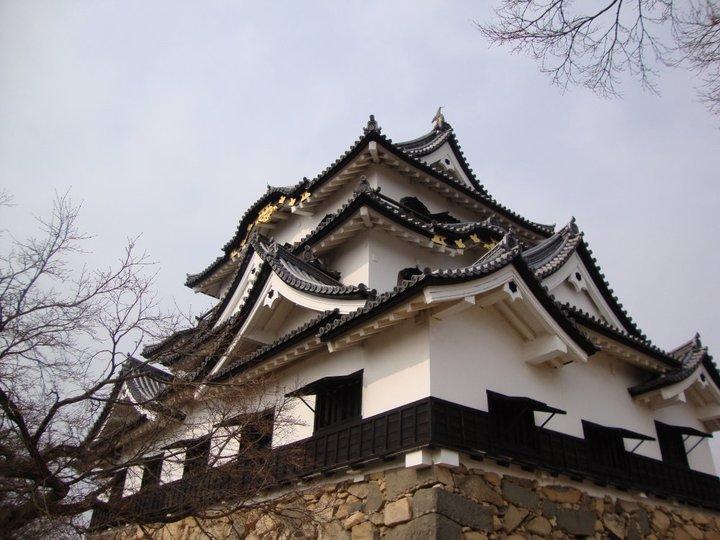 japanese toilet paper holder. Hikone Castle toilet paper roll holder  The Computer Cheats