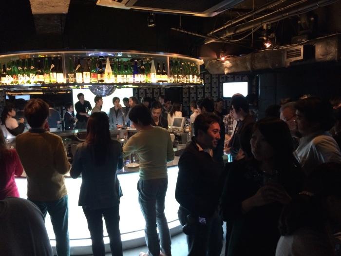 The Bonenkai (company year-end drinking party)